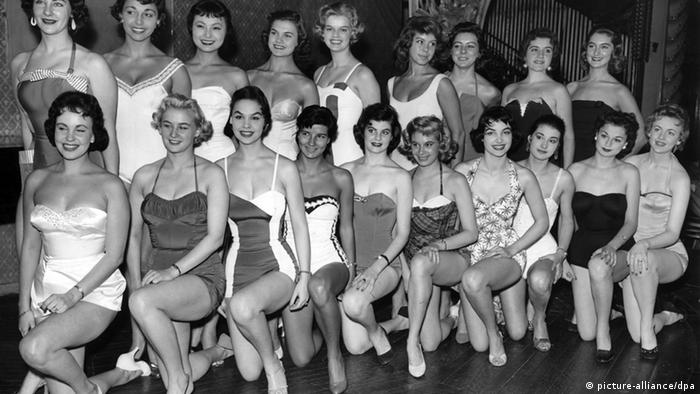 Miss World competition 1956