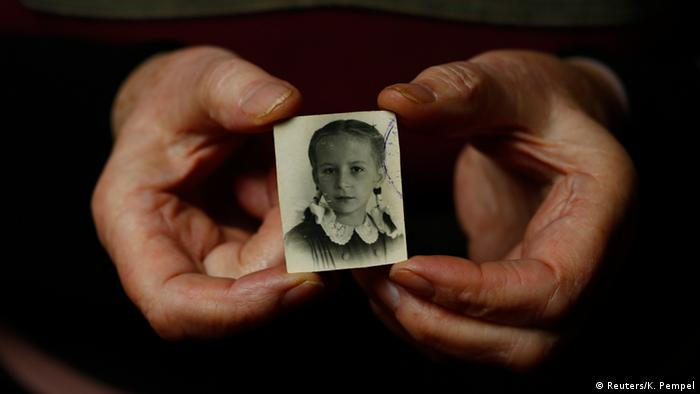 Bildergalerie Holocaust Überlebende
