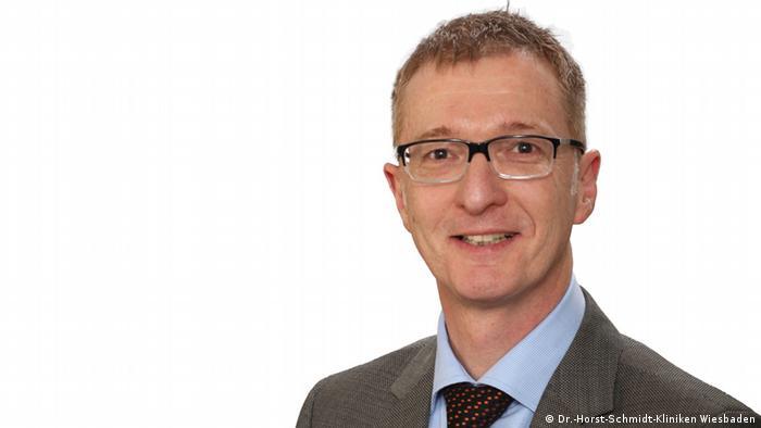 Ralf Nickel Klinik für Psychosomatische Medizin und Psychotherapie in Wiesbaden