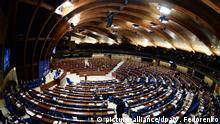Sitzung Europarat in Straßburg 27.01.2015