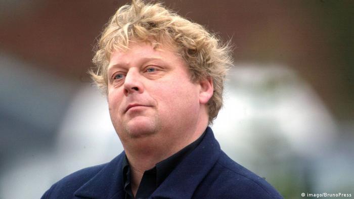 Ermordeter Filmemacher Theo van Gogh (imago/BrunoPress)