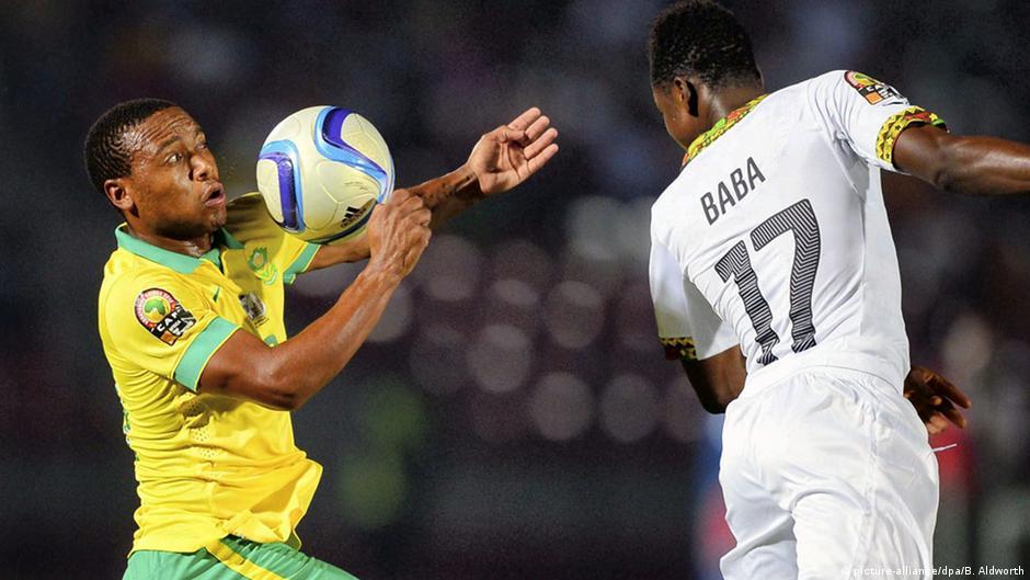 Ghana und Algerien in der K.o.-Runde   DW   27.01.2015