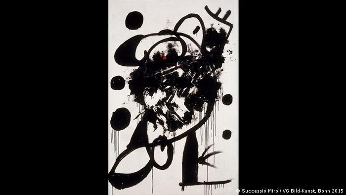 Ausstellung Miró. Malerei als Poesie Ausstellung in Hamburg im Bucerius Kunst Forum