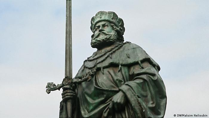 Фигура Фридриха III Мудрого