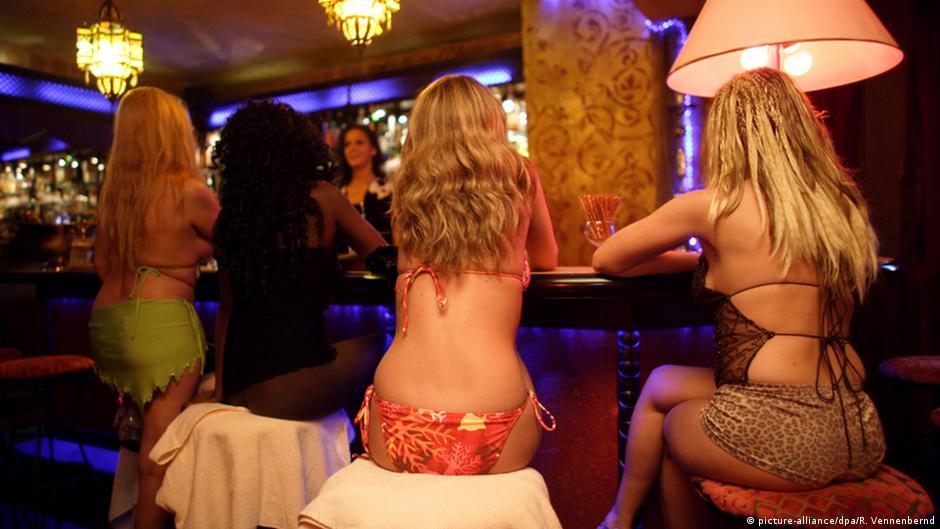 Проституток в германии индивидуалки дивноморск