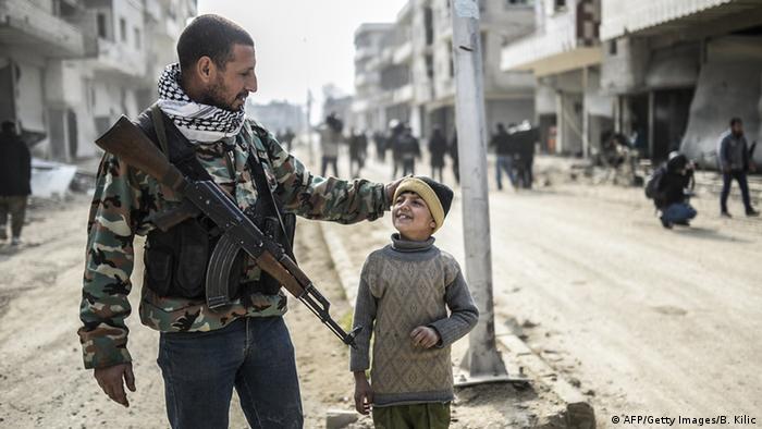 Bildergalerie Kobane befreit 28.01.2015