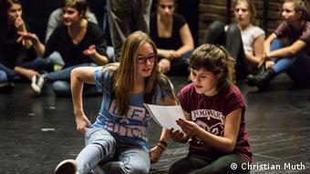 Ustinov Theatre School (Casting)