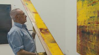 28.01.2015 DW Feature Gerhard Richter Painting 03