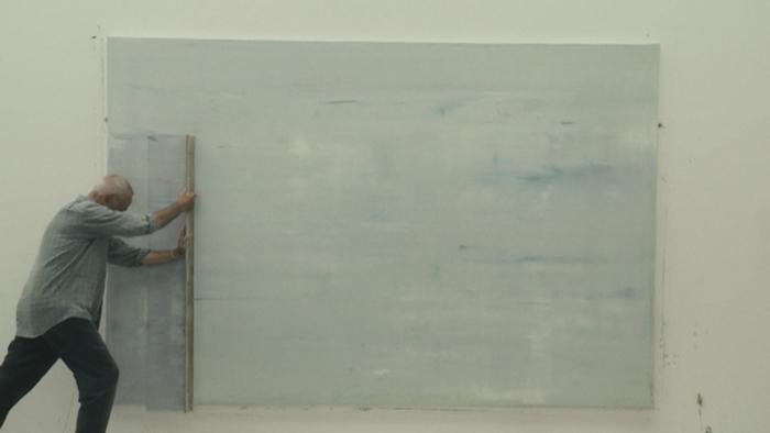 28.01.2015 DW Feature Gerhard Richter Painting 06