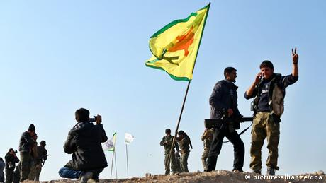 Sieg der YPG in Kobane Syrien 26.01.2015