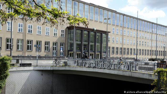 Bildergalerie Deutschlands älteste Universitäten Köln (picture-alliance/dpa/H. Galuschka)