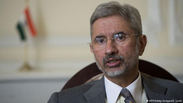 Subrahmanyam Jaishankar (AFP/Getty Images/S. Loeb)