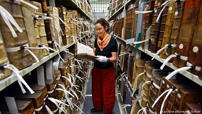 Библиотека Эрфуртского университета