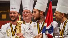 El certamen culinario Bocuse d'Or