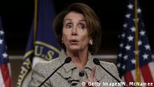 Nancy Pelosi, líder demócrata