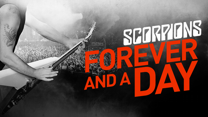 01.2015 DW Scorpions – Forever and a day (Filmtitel)
