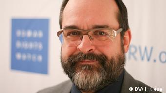 Wenzel Michalski Deutschland-Direktor von Human Rights Watch