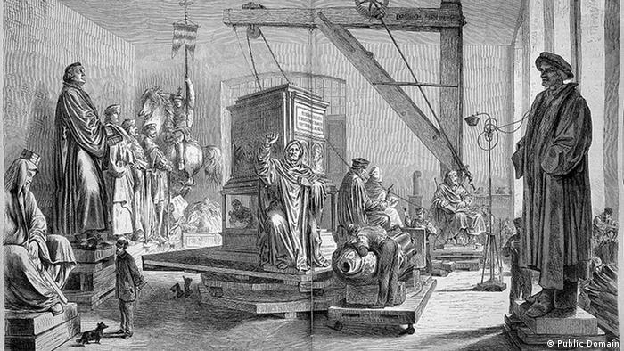 Гравюра 1867 года