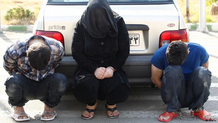 Bildergalerie Iran Diebe (Mehr)