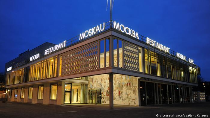 Bildergalerie Drehorte in Deutschland Club Moskau Berlin