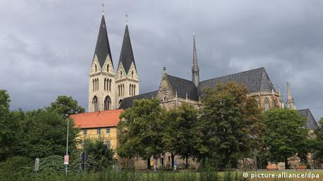 Film Locations in Germany - St Stephen Cathedral in Halberstadt
