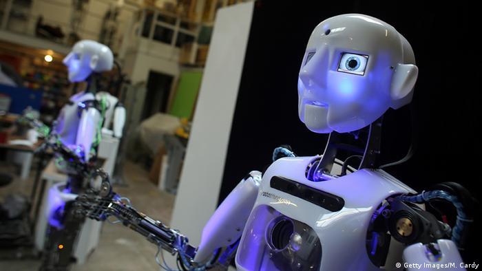 Bildergalerie Künstliche Intelligenz (Getty Images/M. Cardy)