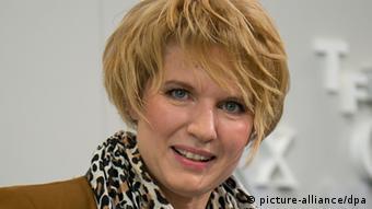 Yvonne Hofstetter (Foto: dpa).