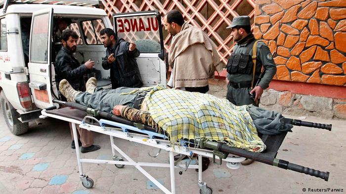 Mehr als 30 Tote bei Anschlägen in Afghanistan