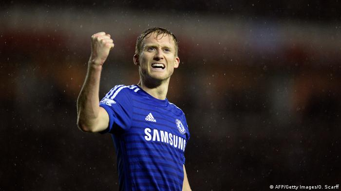 Andre Schürrle im Dress des FC Chelsea (Foto:AFP/Getty Images)