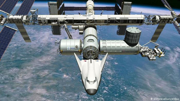 Dream Chaser (picture-alliance/dpa)