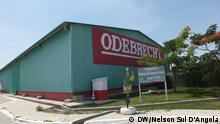 Odebrecht in Benguela Angola (DW/Nelson Sul D'Angola)