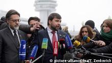 Ukraine Friedensverhandlungen in Minsk