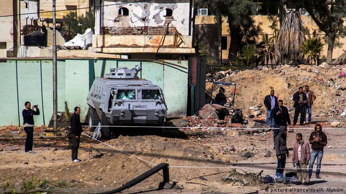 Anschlag in Sinai