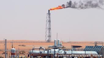 Rafinerija u saudijskoj pustinji