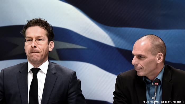 希腊对Troika说不