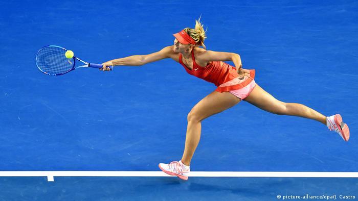 Tennis Australian Open 2015 Maria Sharapova