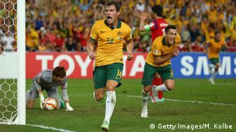 Asien-Cup Finale Australien vs. Korea