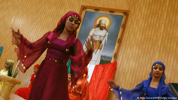 Bildergalerie Sadeh Fest in Iran