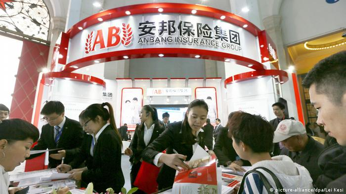 Anbang is big test of China's non-market market