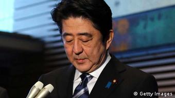 Japans Ministerpräsident Shinzo Abe nach Enthauptung japanischer IS-Geisel