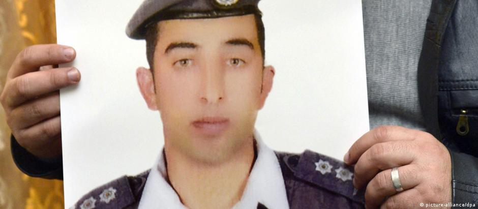 """Kasaesbeh foi executado pela milícia """"Estado Islâmico"""""""
