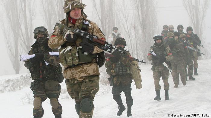 Symbolbild - Gefechte in der Ukraine