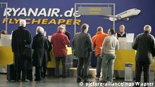 Fluggesellschaft Ryanair