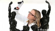 Neue Skulpturen von Michelangelo