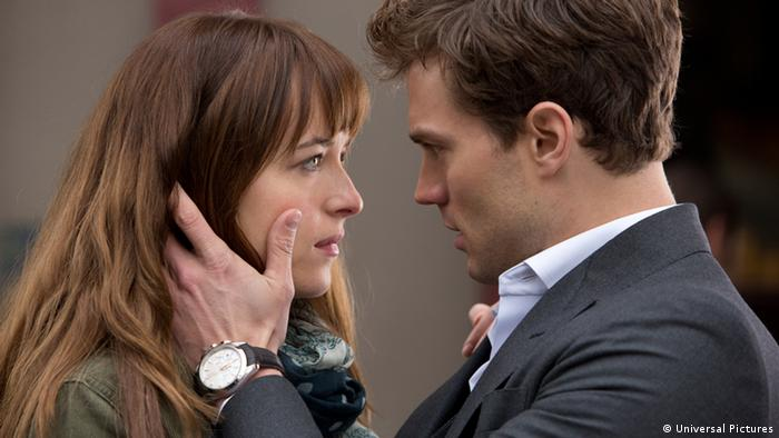 Pressebilder Film Fifty Shades of Grey EINSCHRÄNKUNG
