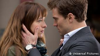 Film Fifty Shades of Grey . Copyright: Universal Pictures
