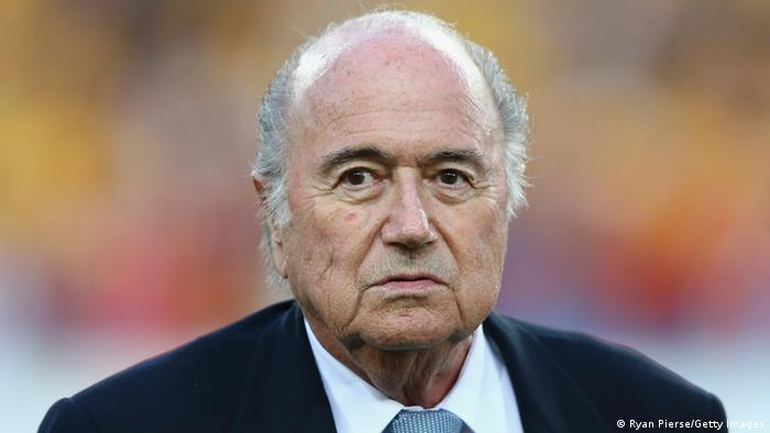 FIFA-Chef Joseph Blatter. Foto: Getty Images