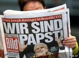 Image certainly would sound classier than Bild