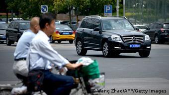 Περισσότερες Mercedes και Porsche στις κινεζικές μητροπόλεις από ό,τι στις ευρωπαϊκές