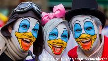 Bildergalerie Karnevalshochburgen